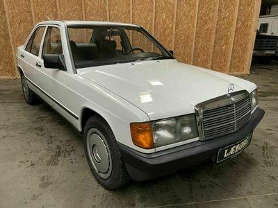 brugt Mercedes 190 D 2,0 4-dørs