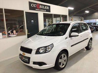 usado Chevrolet Aveo 1,2 LS
