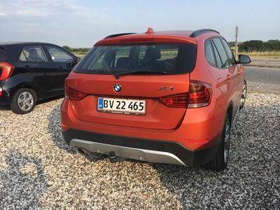 brugt BMW X1 2,0