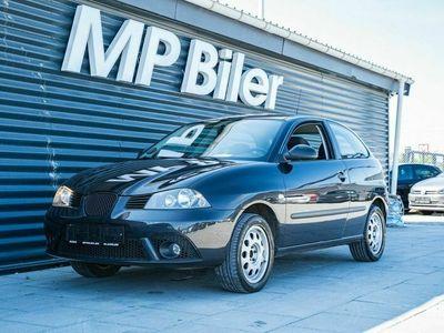 brugt Seat Ibiza 1,6 16V Reference