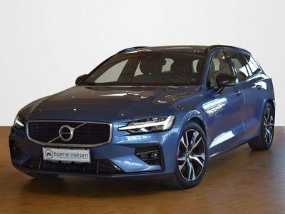 brugt Volvo V60 2,0 D4 190 R-Design aut. AWD