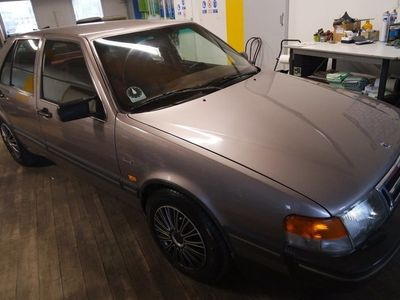 brugt Saab 9000 2,3 CD