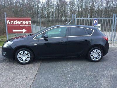 brugt Opel Astra 4 T 140 Sport