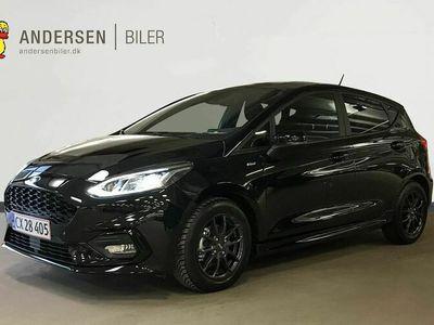 brugt Ford Fiesta 1,0 EcoBoost ST-Line Start/Stop 125HK 5d 7g Aut.