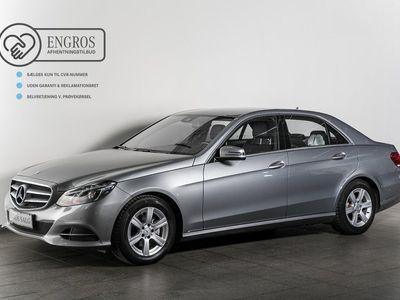 used Mercedes E220 2 CDi Avantgarde aut.