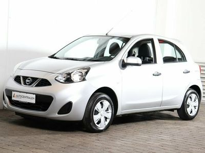 begagnad Nissan Micra 1,2 80 Visia