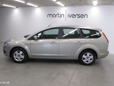 brugt Ford Focus 1,6 TDCi DPF Trend 90HK Stc
