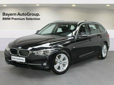 usado BMW 320 d 2,0 Touring aut.