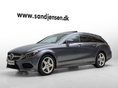 brugt Mercedes CLS350 d 3,0 SB aut. 4-M