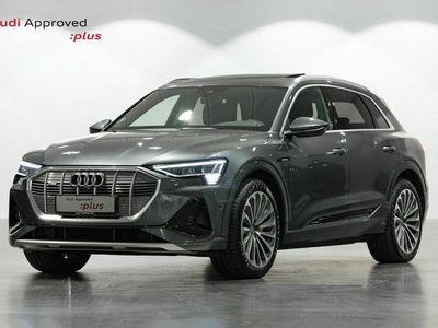 brugt Audi E-Tron 50 S-line quattro