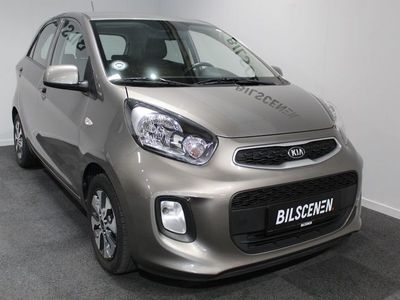 brugt Kia Picanto 0 Style+ Limited