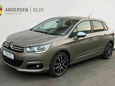brugt Citroën C4 1,2 PureTech Feel EAT6 start/stop 130HK 5d 6g Aut.