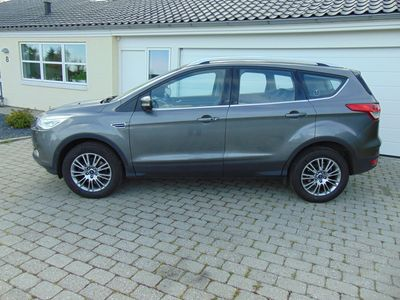 usata Ford Kuga 2.0 TDCi (140 HK) SUV Firehjulstræk Aut