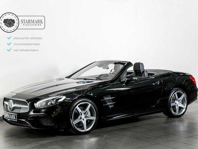 brugt Mercedes SL400 3,0 aut.