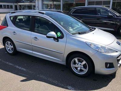 brugt Peugeot 207 Super Flot og Velhold Peugeot 207 SW
