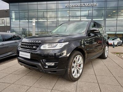 brugt Land Rover Range Rover Sport 3,0 SD V6 Autobiography Dynamic Pack 4x4 292HK 5d 8g Aut.
