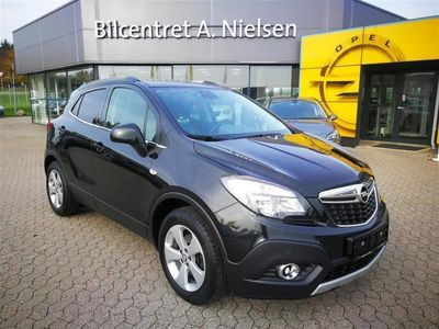 brugt Opel Mokka 1,6 CDTI Cosmo 136HK 5d 6g Aut.