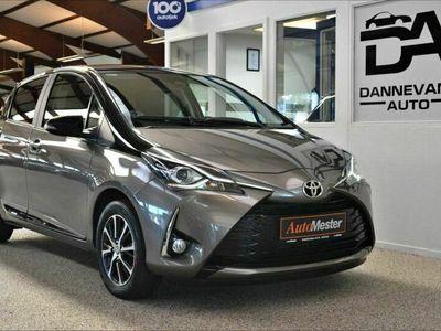 brugt Toyota Yaris VVT-iE T3 Premium