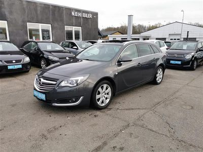 brugt Opel Insignia Sports Tourer 2,0 CDTI Cosmo 163HK Stc 6g Aut.