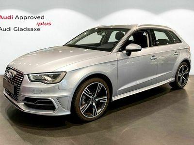 brugt Audi A3 Sportback 1,4 e-tron Ambiente S-tr.