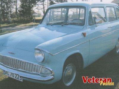 brugt Ford Anglia 105E Estate