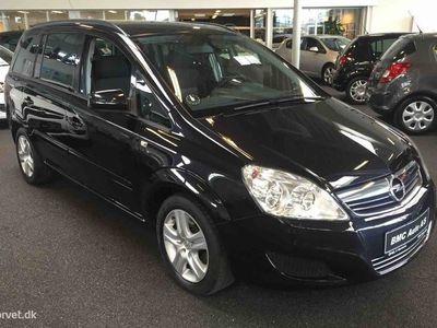 brugt Opel Zafira 1,7 CDTI Enjoy 110HK 6g