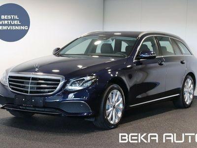brugt Mercedes E350 Avantgarde stc. aut.