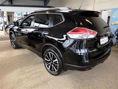 brugt Nissan X-Trail 7 PERS 1,6 DCi Acenta 4x2 130HK 5d