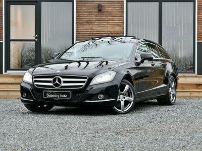 usata Mercedes CLS350 3,0 BlueTEC SB aut.