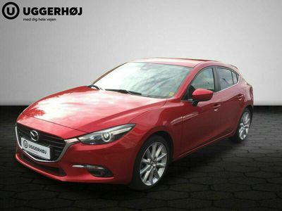 brugt Mazda 3 2,0 SkyActiv-G 120 Optimum