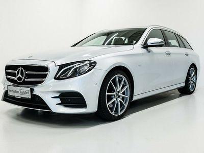 brugt Mercedes E220 AMG Line Sportsstyle stc. aut. 2020