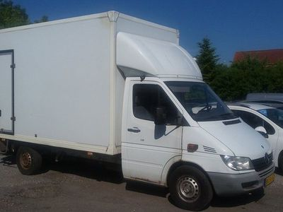 used Mercedes Sprinter 313 2,2 CDi 35 Chassis
