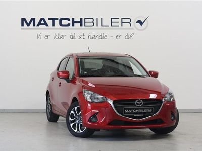 brugt Mazda 2 1,5 Nakama 90HK 5d