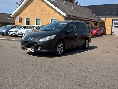 brugt Peugeot 307 1,6 AIR HDI 109HK Van