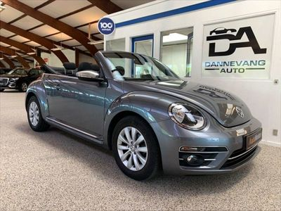 brugt VW Beetle TheTSi 105 Life Cabriolet