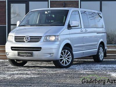 brugt VW Multivan 2,5 TDi 174 Comfortline aut. Van