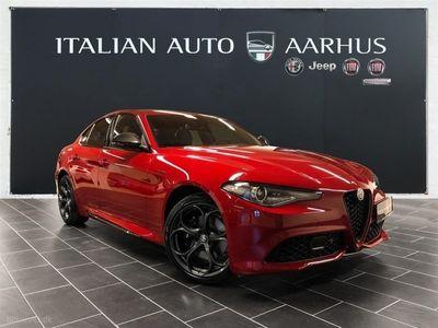 used Alfa Romeo Giulia 2,0 Turbo Veloce Q4 280HK 8g Aut.