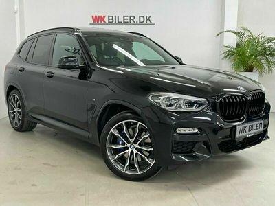 brugt BMW X3 3,0 xDrive30d M-Sport aut. Van