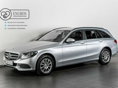 usado Mercedes C220 2,2 BlueTEC stc. aut.