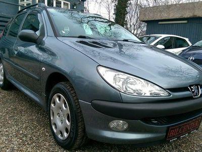 usata Peugeot 206 1,4 XR stc.