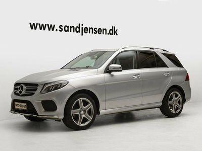usado Mercedes GLE250 d 2,2 aut. 4-M Van