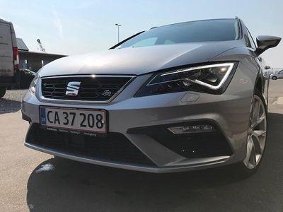begagnad Seat Leon 1,8 TSI FR Start/Stop DSG 180HK Stc 7g Aut.