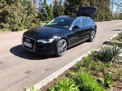 used Audi A6 3.0 TDI 204 HK AVANT MULTITRONIC