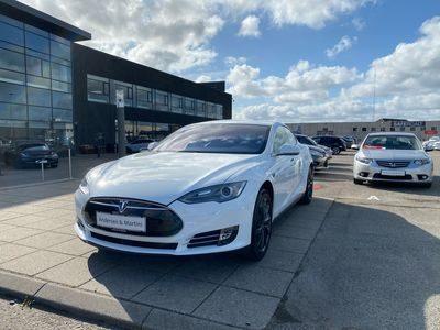 brugt Tesla Model S 85 el EL 378HK 5d Aut.