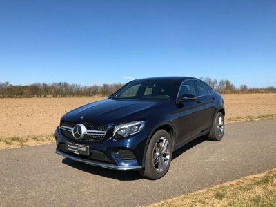 brugt Mercedes GLC250 d 2,2 Coupé aut. 4-M