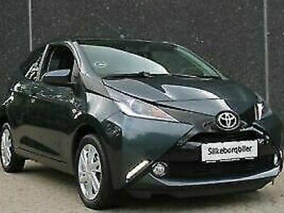 begagnad Toyota Aygo 1,0 VVT-i x-press