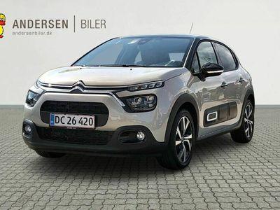 brugt Citroën C3 1,2 PureTech Shine Sport 110HK 5d 6g Aut.