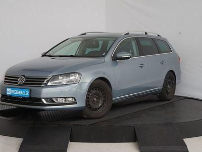 brugt VW Passat 2,0 TDi 170 Highl. Vari. DSG BMT