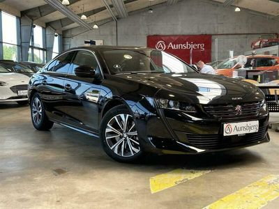 brugt Peugeot 508 1,6 PureTech Hybrid Allure EAT8 start/stop 225HK 8g Aut.