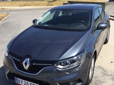 brugt Renault Mégane 1.5 110 HK Zen